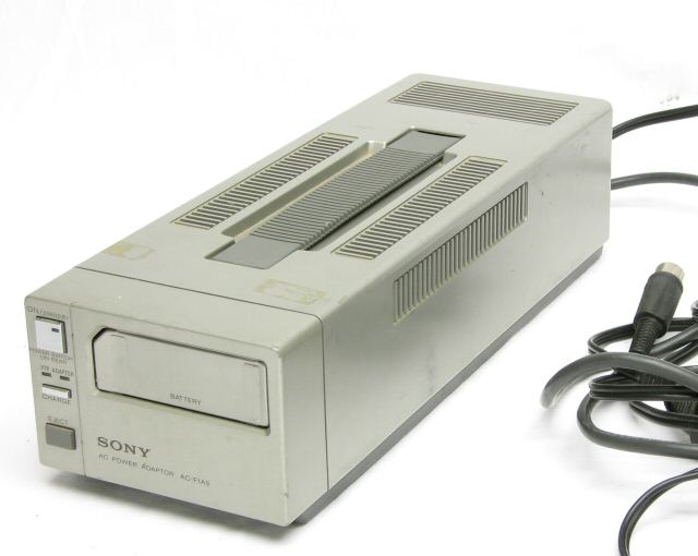 Sony - AC-F1AS