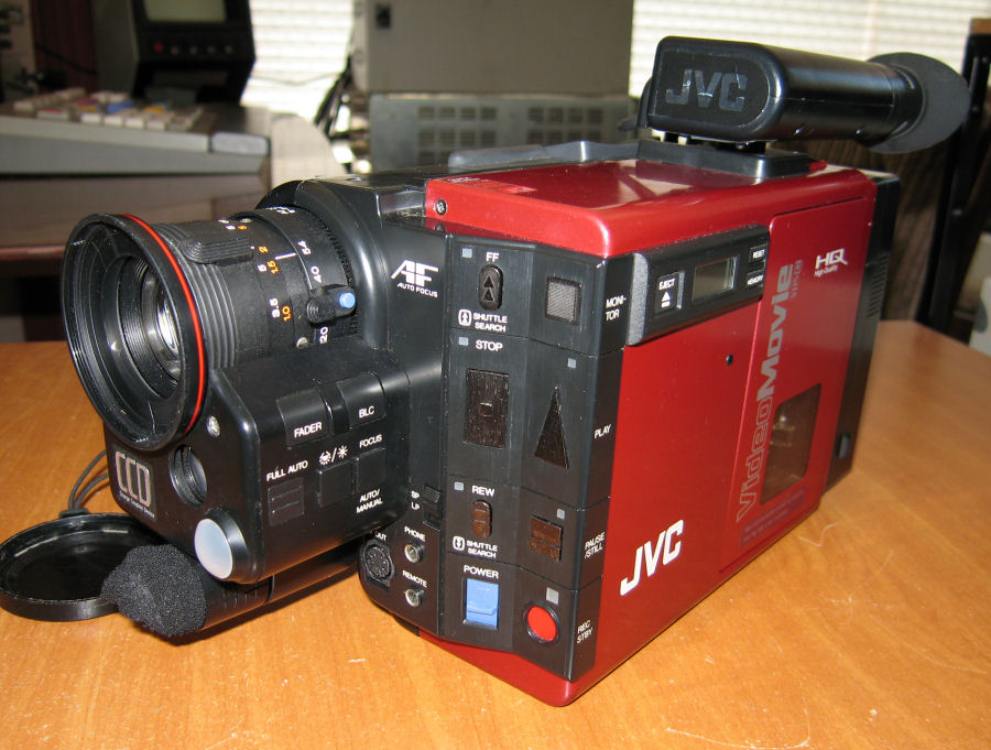 Jvc - Video Equipment Collection